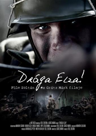 DRÁGA ELZA magyar, háborús film rendezői változat első bemutatója Magyarországon, Gyomaendrődön