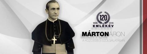 Márton Áron Emlékév Gyomaendrődön