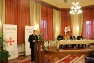 """""""Jó harc az üldözött keresztyének védelmében"""" c. konferencia - képes beszámoló"""