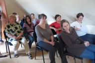 A hallgatóság egy része.