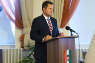 Dankó Béla országgyűlési képviselő megnyitó beszéde